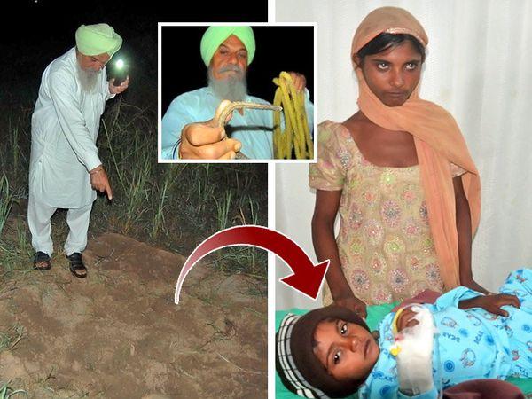 બોરવેલમાંથી 45 મીનિટમાં બાળકને બહાર કઢાયો - Divya Bhaskar