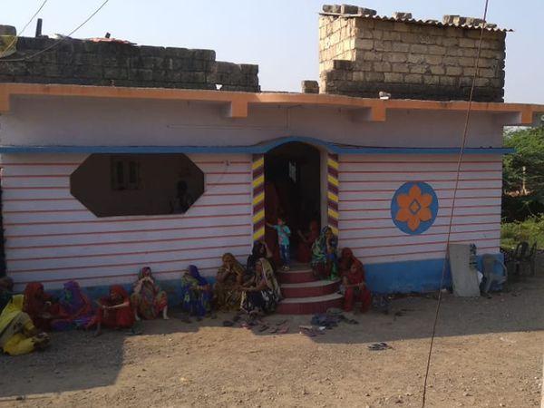 પરિવારજનોમાં ગમગીની - Divya Bhaskar