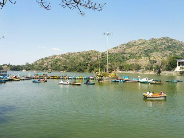 4 દિવસ સૂમસામ રહેલી પ્રવાસન સ્થળ ફરી રાબેતા મુજબ થયુ - Divya Bhaskar