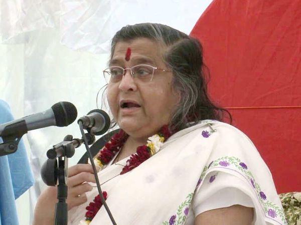 ઇન્દિરાબેટીજી - Divya Bhaskar