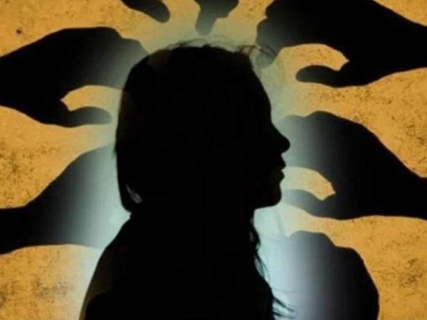 પરપ્રાંતીય સગીરા સાથે ગેંગરેપ- પ્રતિકાત્મક તસવીર - Divya Bhaskar