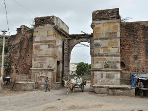 પાટણનો છીંડીયા દરવાજો- ફાઈલ તસવીર - Divya Bhaskar