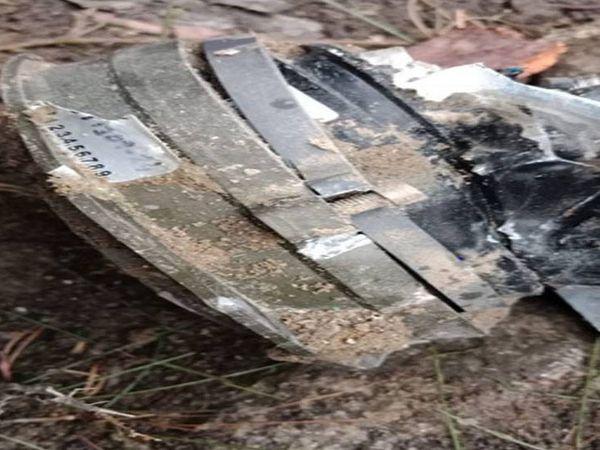 પુલવામા હુમલા પછી ભારતીય વાયુસેનાએ PoKમાં કરેલી સર્જિકલ સ્ટ્રાઈક બાદની ધુળ ધાણી થયેલી જમીનની તસવીરો