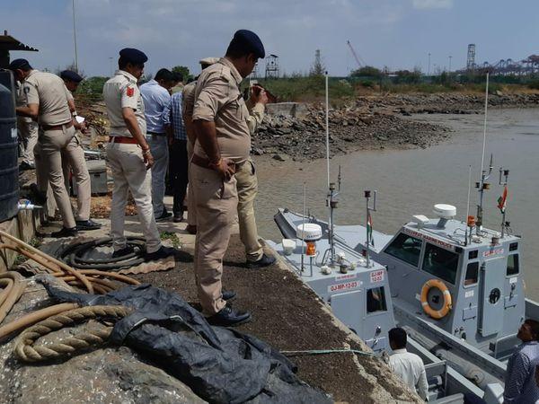દરિયાકાંઠા વિસ્તારને એલર્ટ કર્યો - Divya Bhaskar