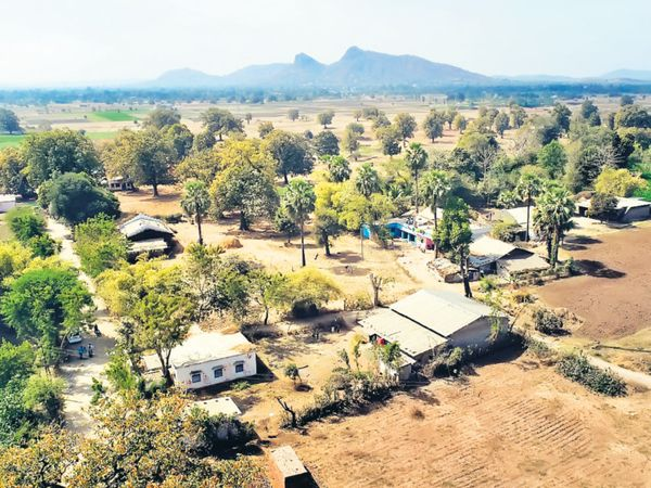 ગામમાં જેટલા પણ લોકો મોબાઇલ ફોન વાપરે છે એ બધાય ગુજરાતનું જ નેટવર્ક વાપરે છે - Divya Bhaskar