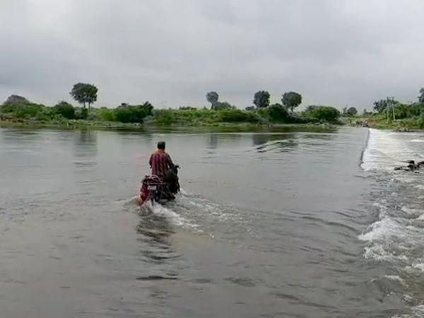 રાજ્યમાં થયેલા વરસાદને પરિણામે કુલ 204 જળાશયોમાં 91.36 ટકા જેટલો જળ સંગ્રહ - Divya Bhaskar