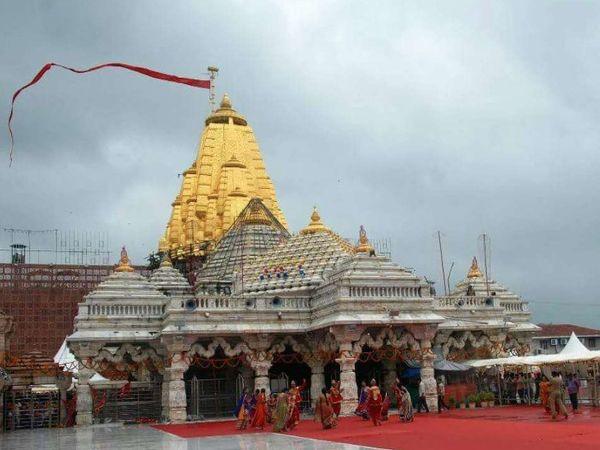 અંબાજી મંદિર - ફાઇલ તસવીર - Divya Bhaskar