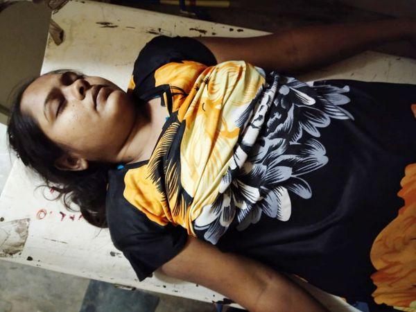 મૃતક હેતલ ડાભી - ફાઇલ તસવીર - Divya Bhaskar