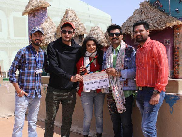 કેસરિયા  ફિલ્મનું શૂટિંગ કચ્છના વિવિધ 11 સ્થળોએ થવાનું છે - Divya Bhaskar