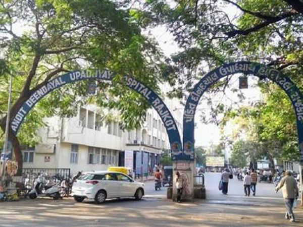 એક દિવસમાં 17 દર્દીઓ સાજા થતા સિવિલ હોસ્પિટલમાંથી રજા અપાઇ (ફાઇલ તસવીર) - Divya Bhaskar