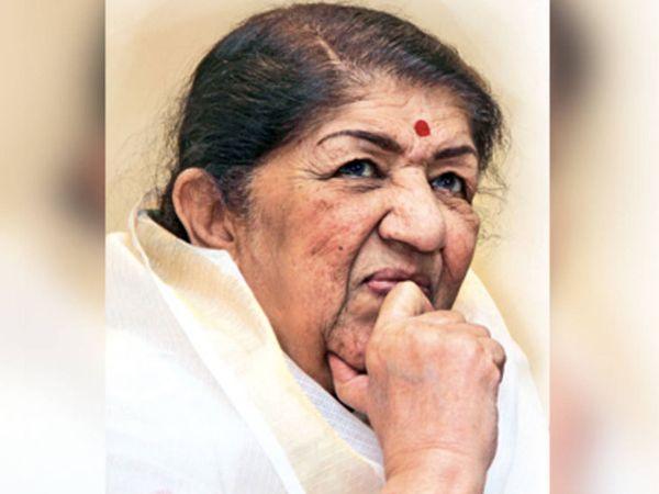 લતા મંગેશકર ફાઈલ તસવીર - Divya Bhaskar