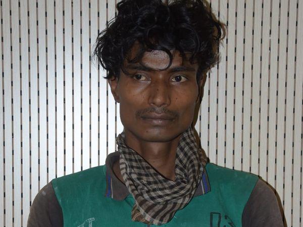 આરોપી અલીમહમદ છોટુઅલી સાંઇની પોલીસે ધરપકડ કરી - Divya Bhaskar