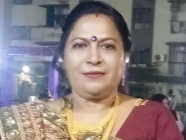 હાટકેશ્વર-ભાઇપુરા વોર્ડના કોંગ્રેસના કોર્પોરેટર ઇલાક્ષી પટેલ. - Divya Bhaskar