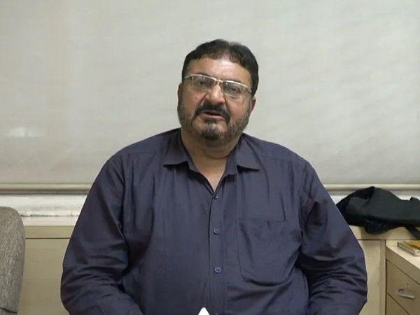 રાજકોટ ચેમ્બર ઓફ કોમર્સના પ્રમુખ વી.પી. વૈષ્ણવે સરકારમાં રજૂઆત કરી - Divya Bhaskar