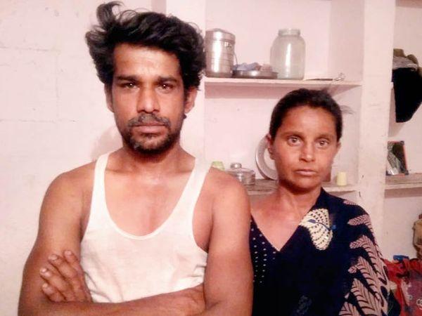 મદન અને સરિતા હૈદરાબાદમાં ભાડાના રૂમમા રહે છે