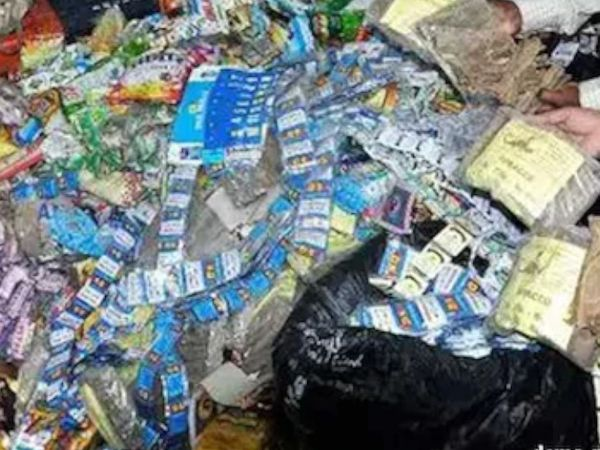 ભાવ વધારે લેવાતો હોવાની રાવ ઉઠતા તપાસમાં દુકાનદારોને દંડ કરાયા હતાં.(પ્રતિકાત્મક તસવીર) - Divya Bhaskar