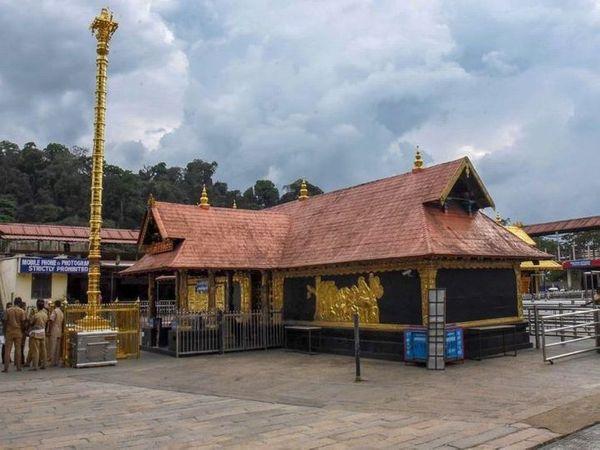 કેરળના સૌથી પ્રખ્યાત સબરીમાલા મંદિર દિવાળી પછી 16 નવેમ્બરે કડક ગાઇડલાઇન ખૂલી શકે છે. - Divya Bhaskar