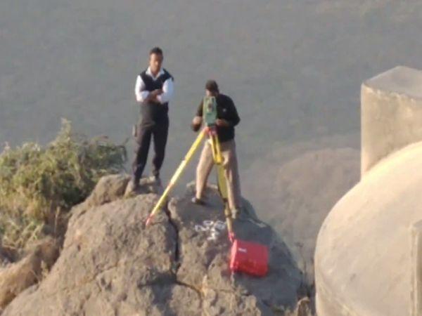 ઓસ્ટ્રિયાની ટીમે સ્થળ નિરીક્ષણ કર્યું - Divya Bhaskar