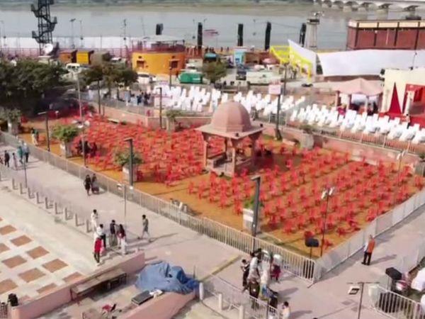 UPના સીએમ યોગી આદિત્યનાથ અને રાજ્યપાલ આનંદીબેન પટેલ સરયૂ તટ પર દીપદાન કરશે