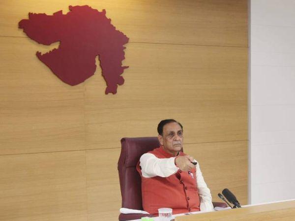 મુખ્યમંત્રીએ 12 કરોડના વિકાસ કામોના ઈ લોકાર્પણ કર્યાં - Divya Bhaskar