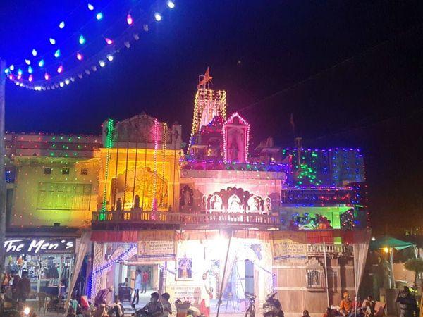 હનુમાન મંદિર - Divya Bhaskar