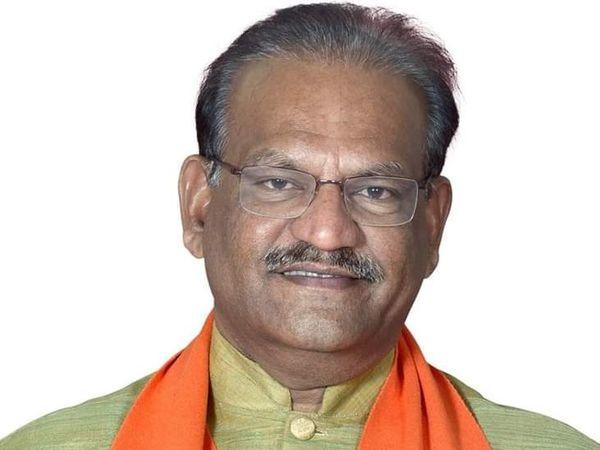 વડોદરા શહેર ભારતીય જનતા પાર્ટીના પ્રમુખ ડોક્ટર વિજય શાહ - Divya Bhaskar