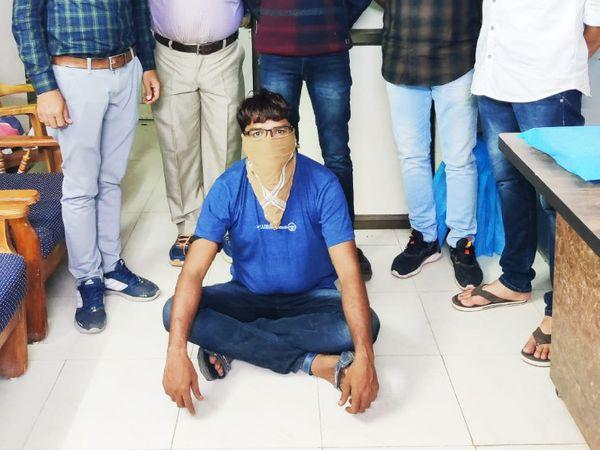ભાવનગર પોલીસે ડબલ મર્ડરનો આરોપી ઝડપી પાડ્યો