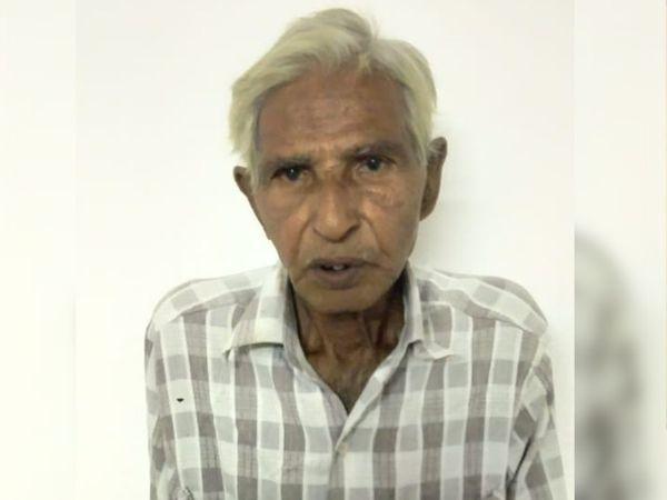 કોરોનાને માત આપનાર 99 વર્ષીય દર્દી - Divya Bhaskar