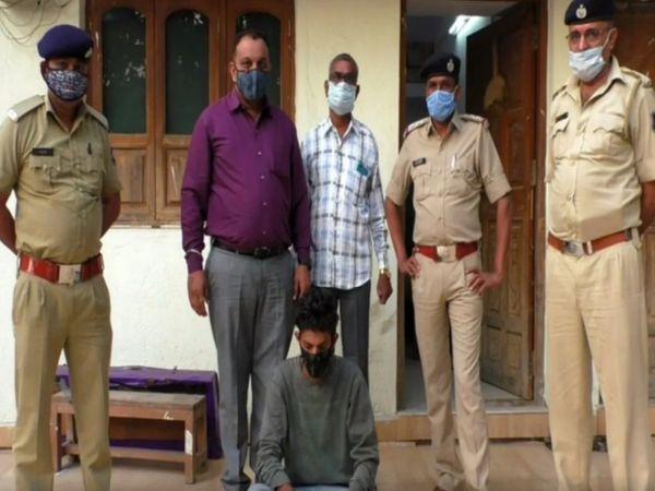 14.17 ગ્રામ એમ.ડી ડ્રગ્સનો જથ્થો મળી આવ્યો - Divya Bhaskar