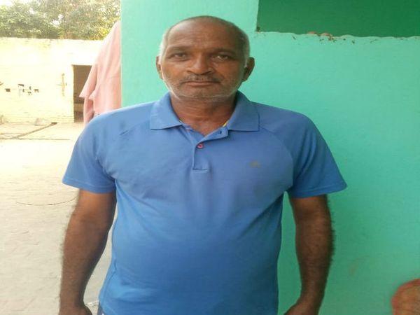 પૂર્વ જવાન મહાલ સિંહ - Divya Bhaskar