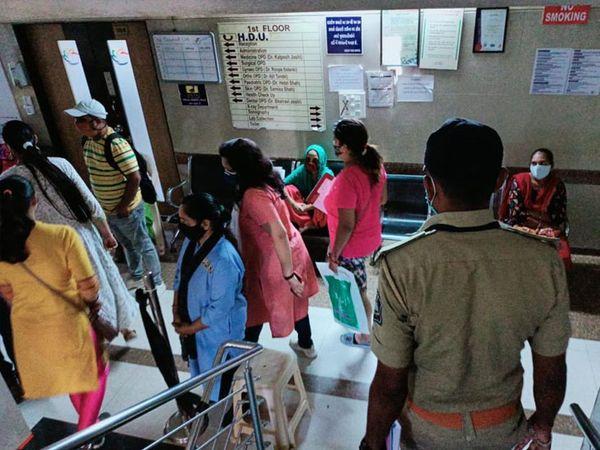 લોટસ હોસ્પિટલ - Divya Bhaskar