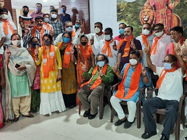 ભાજપ દ્વારા ખેડા જિલ્લાના હોદ્દેદારોની નિમણૂક કરવામાં આવી - Divya Bhaskar