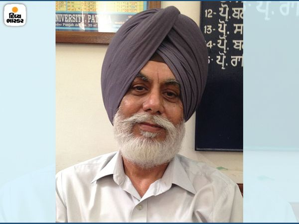 સાહિત્યકાર ડૉ. જસવિન્દર સિંહ (ફાઈલ ફોટો) - Divya Bhaskar