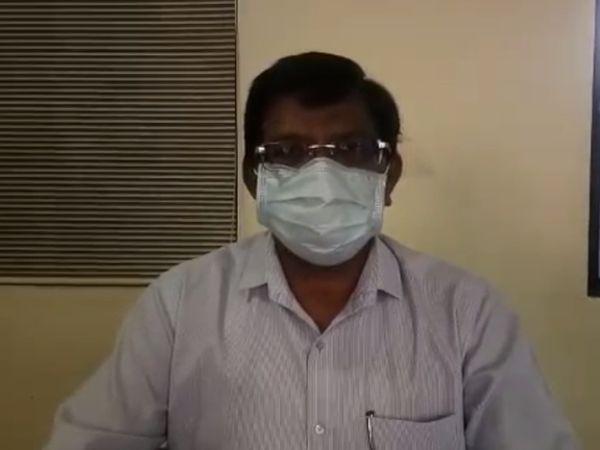 પાલિકાના આરોગ્ય અધિકારીએ કોરોના વેક્સિનના વિતરણ અંગેની માહિતી આપી હતી. - Divya Bhaskar