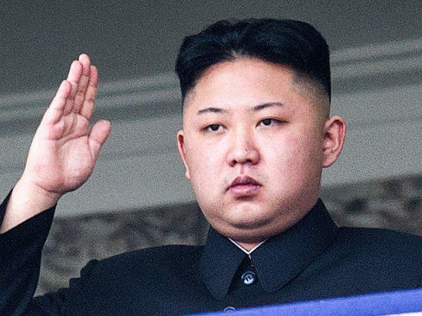 ઉત્તર કોરિયાના તાનાશાહ કિંગ જોંગ ઉન (ફાઈલ ફોટો) - Divya Bhaskar