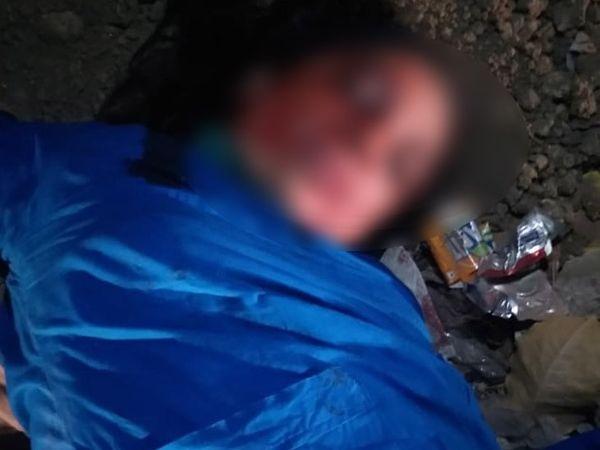 મૃતક સ્ત્રી - Divya Bhaskar