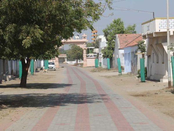 સહિયારા સાથ અને પ્રયાસથી ગામને અપાઇ આધુનિક ઓળખ - Divya Bhaskar