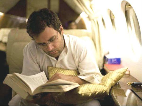 રાહુલ ગાંધી અંગત મુલાકાતે વિદેશ ગયા છે (ફાઈલ ફોટો). - Divya Bhaskar