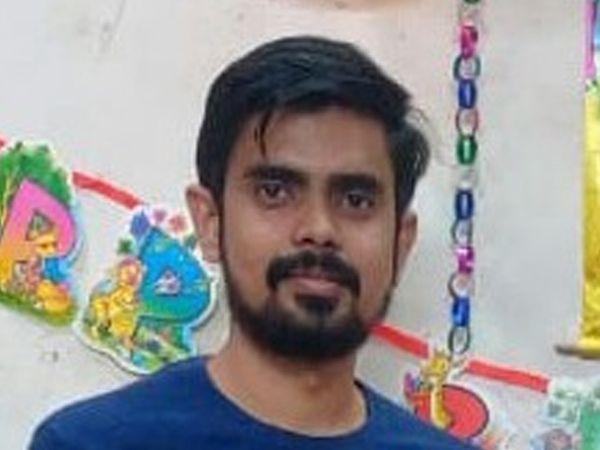 ભૌમિક અશ્વિનભાઇ કડિયા (27) - Divya Bhaskar