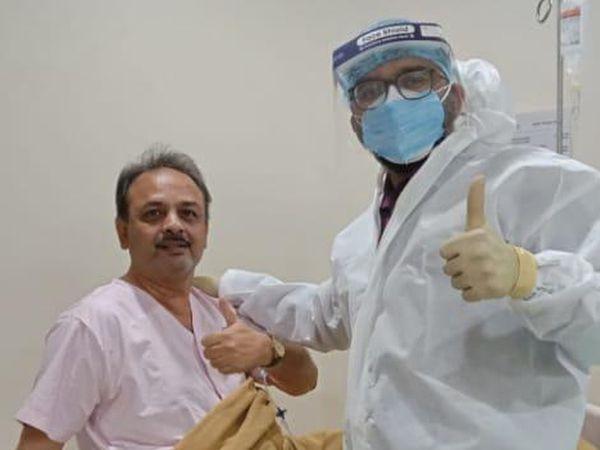 સૌથી વધુ 7000 કોરોના દર્દીઓનો ઇલાજ કર્યો