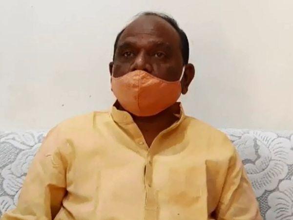 ભરૂચના ભાજપના સાંસદ મનસુખ વસાવા - Divya Bhaskar