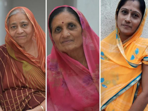 અકસ્માતમાં ત્રણેય મહિલાના મોત થયા છે