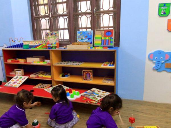 બાળકો માટે રમતગમતની પ્રવૃતિ વિકસે તે માટે આયોજન કરવામાં આવી રહ્યું છે.(ફાઈલ તસવીર) - Divya Bhaskar