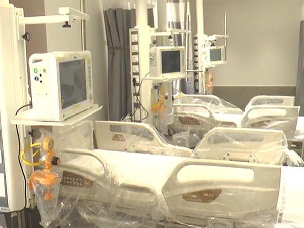 પંચનાથ હોસ્પિટલમાં અદ્યતન સુવિધા - Divya Bhaskar
