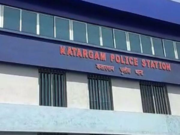 કતારગામ પોલીસે ચોરીનો ગુનો દાખલ કરીને વધુ તપાસ હાથ ધરી છે. - Divya Bhaskar