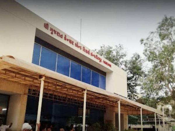 ગુજરાત કેન્સર હોસ્પિટલમાં દર વર્ષે 30 હજારથી વધુ દર્દીઓ કેન્સરની સારવાર મેળવે છે