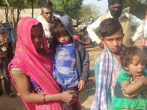 કપડવંજમાં ફક્ત રૂ.150 માટે યુવકની હત્યા કરતાં તેનો પરિવાર નોંધારો બન્યો હતો. - Divya Bhaskar