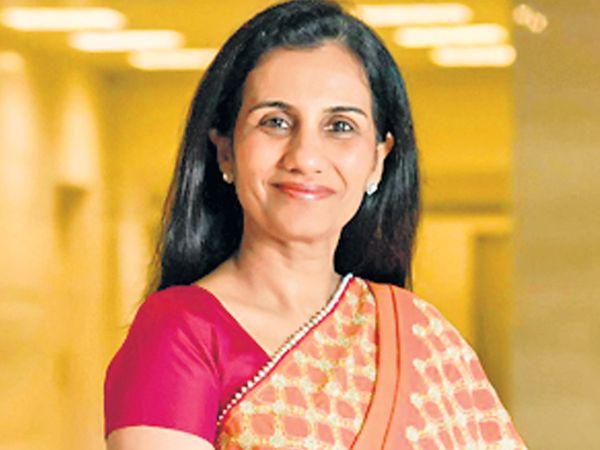 આઈસીઆઈસીઆઈ બેન્કનાં ભૂતપૂર્વ સીઈઓ ચંદા કોચર - Divya Bhaskar