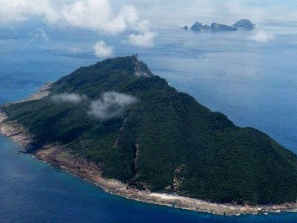 પૂર્વ ચાઇના સમુદ્રના આ ટાપુ પર પણ ચીન દાવો કરે છે. - Divya Bhaskar