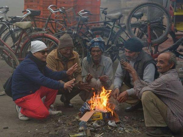 આગામી 3 દિવસ અમદાવાદમાં 14 ડિગ્રીની આસપાસ તાપમાન રહેશે - Divya Bhaskar